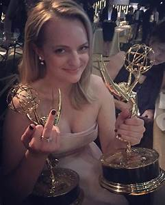 Moss wins Emmy for portraying totalitarian cult victim and ...
