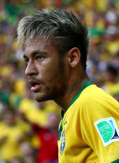mens hairstyles latest neymar jr hairstyle  latest