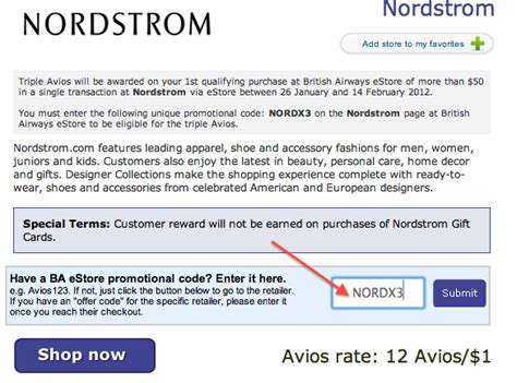 nordstrom rack free shipping rack up on airways avios points deals we like