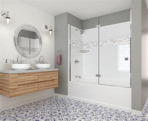 create customize  bath delta upstile semi
