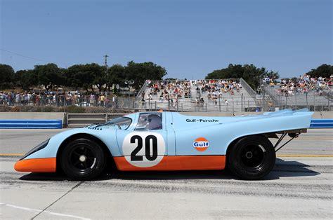 Un Super Automóvil, El Porsche 917k
