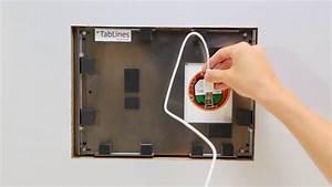 Usb Hub Selber Bauen : tablines tnt001 wandeinbau usb netzteil f r tablets youtube ~ Eleganceandgraceweddings.com Haus und Dekorationen