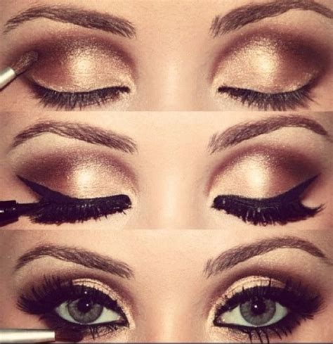Prom Makeup Ideas Step Tutorials