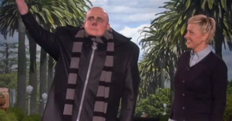 steve carell appears  despicable   character gru