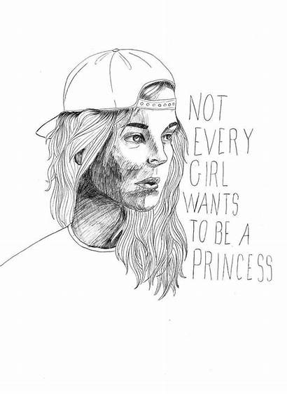 Quotes Tomboy Backgrounds Drawing Wallpapers Tomboys Drawings
