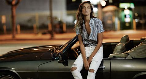 daria werbowy  ag jeans spring summer