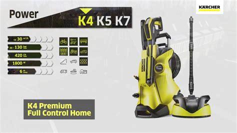 karcher k4 premium karcher hogedrukreiniger k4 premium home