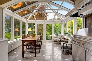 Expand, Your, Living, Space, With, A, Sunroom
