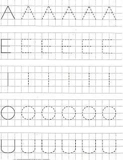 pregrafismo lettere pregrafismo segni lettere numeri