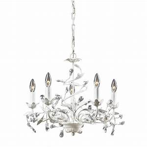 Titan lighting light ceiling mount antique white