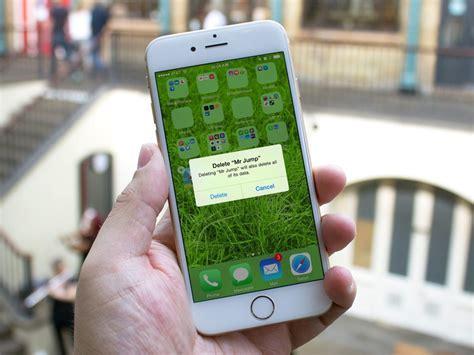 iphone ipad freezing delete apps heres