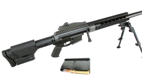 50 Bmg Uppers by Zel Custom Introduces Magazine Fed 50 Bmg Receiver