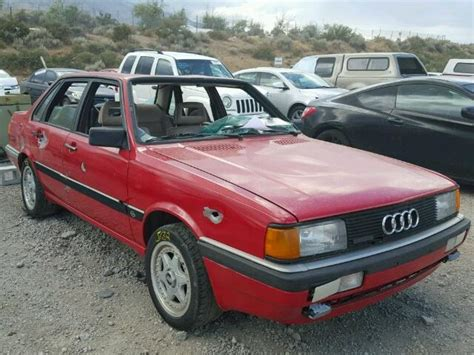 auto manual repair 1986 audi 4000s quattro electronic throttle control 1986 audi 4000 s quattro w bullet holes deadclutch
