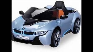 Voiture Electrique Pour 14 Ans : bmw concept car voiture 12 volts electrique pour enfant youtube ~ Melissatoandfro.com Idées de Décoration