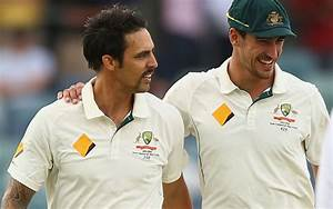 The Ashes: Mitchell Johnson backs Starc to intimidate England