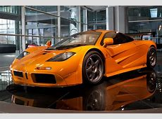 1995 McLaren F1 LM Images, Specifications and Information