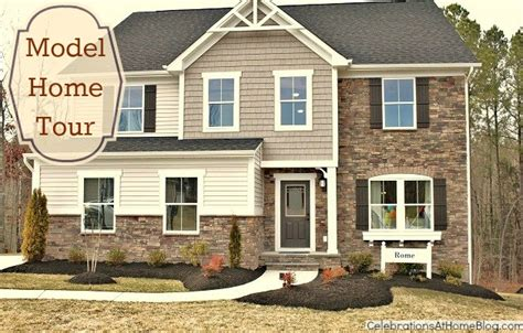 Virtual House Tour  Building Our New Home  Celebrations