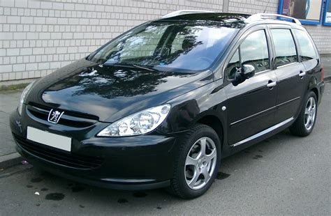 Peugeot 307 Sw by Peugeot 307 Sw Photos Reviews News Specs Buy Car