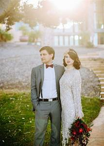 The great gatsby wedding photo shoot featuring for Great wedding videos