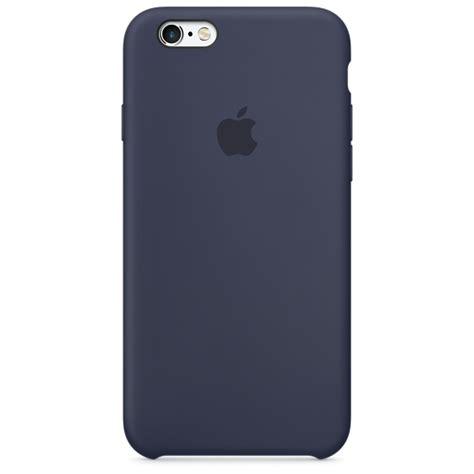 6 s iphone coque en silicone iphone 6s bleu nuit apple fr