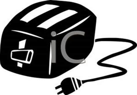 toaster clipart black and white toaster clipart 65