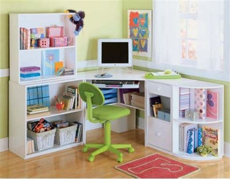 kids desk with shelves kids corner desk shelves for the home pinterest