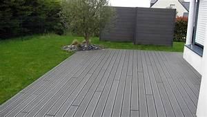 Terrasse En Bois Composite Prix : terrasse bois composite silvadec ~ Edinachiropracticcenter.com Idées de Décoration