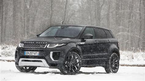 1920x1080 Range Rover Evoque Autobiography Si4 In Snow