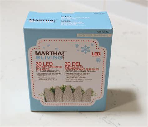 martha stewart living 50 soft light led mini string lights diy greenery display with lights the happy housie