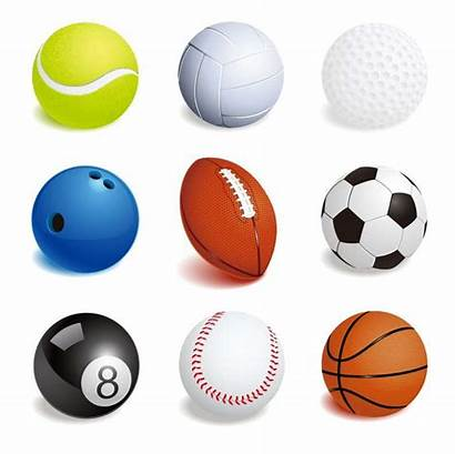 Balls Sport Vector Illustration Graphics
