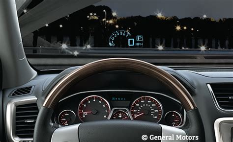 high tech windshields  heads  display hud