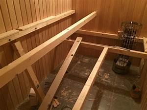 Sauna Selber Bauen : saunabank ikea schwimmbad und saunen ~ Watch28wear.com Haus und Dekorationen