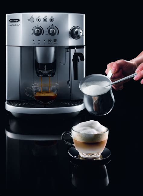 best coffee machine for cappuccino delonghi magnifica esam4200 bean to cup review