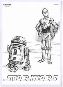 Kostenlose Malvorlagen Zum Star Wars Tag MyToys Blog