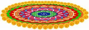 Indian Carpet with Flowers Transparent Clip Art Image ...