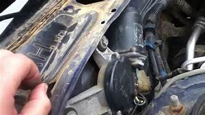 How To  Kinda  Fix Windshield Wiper Slop 01 Subaru