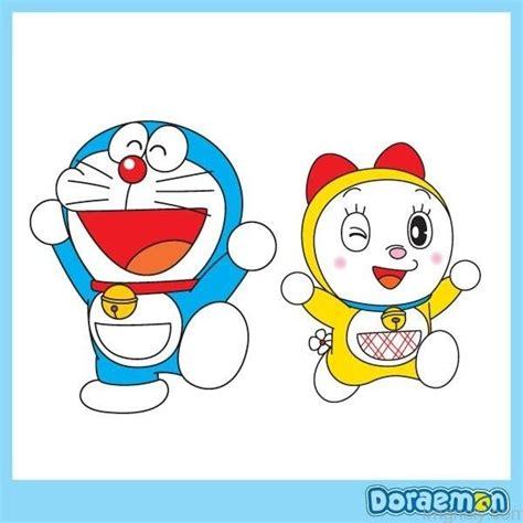 57+ Gambar Doraemon Dan Dorami Trend Saat Ini