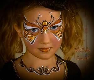 Maquillage D Halloween Pour Fille : maquillage sorci re fille recherche google maquillage pinterest face face paintings and ~ Melissatoandfro.com Idées de Décoration