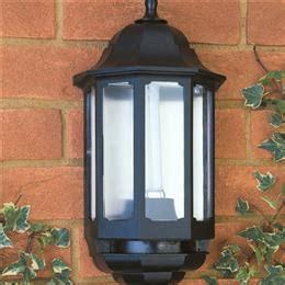 asd hl bk060 half lantern 60w ip44