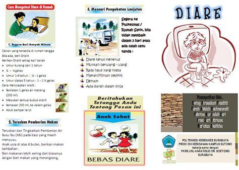 Ibu Menyusui Diare Kumpulan Materi Kebidanan Sap Dan Leaflet Diare Pada Anak