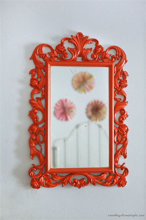 Diy Spiegel Verzieren by Sophisticated Diy Mirrors That Are Cool And Affordable