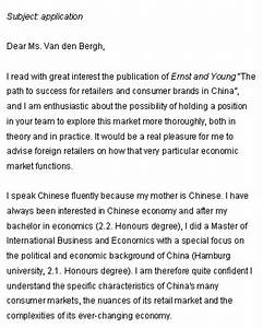 ernst and young resume sample - calliope cover letter uninvited