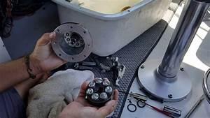 Boat Steering Repair