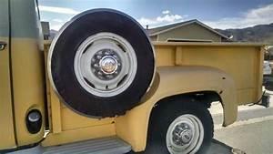 Rare 1955 Ford F250 Stepside