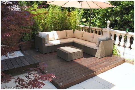 Terrasse Zen Bambou