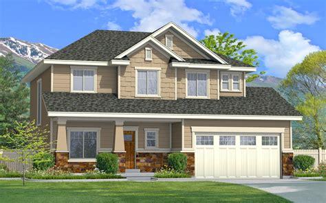 granite  custom homes perry homes