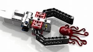 Most Simple Lego EV3 Robot Claw w Octopus | EV3 ...