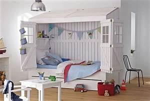 Hausbett Kinder Selber Bauen : au ergew hnliche kinderbetten inspiration f rs kinderzimmer ~ Markanthonyermac.com Haus und Dekorationen