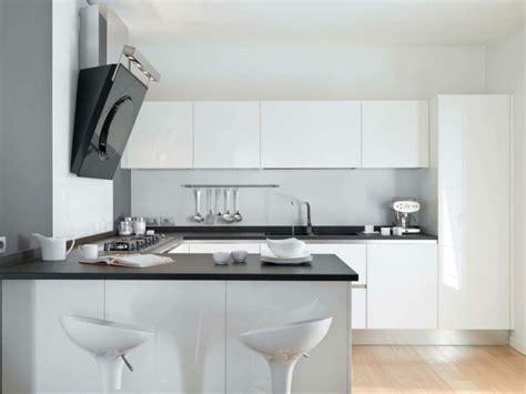 cuisine laquee cuisine blanche laquée 99 exemples modernes et élégants