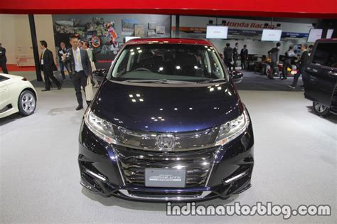 2018 Honda Odyssey (facelift) At The Tokyo Motor Show